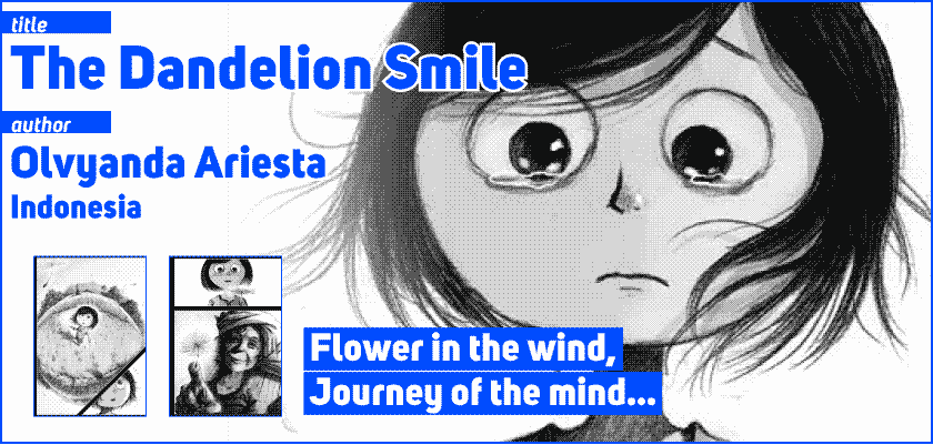 Indonesia Olvyanda Ariesta	24 The Dandelion Smile