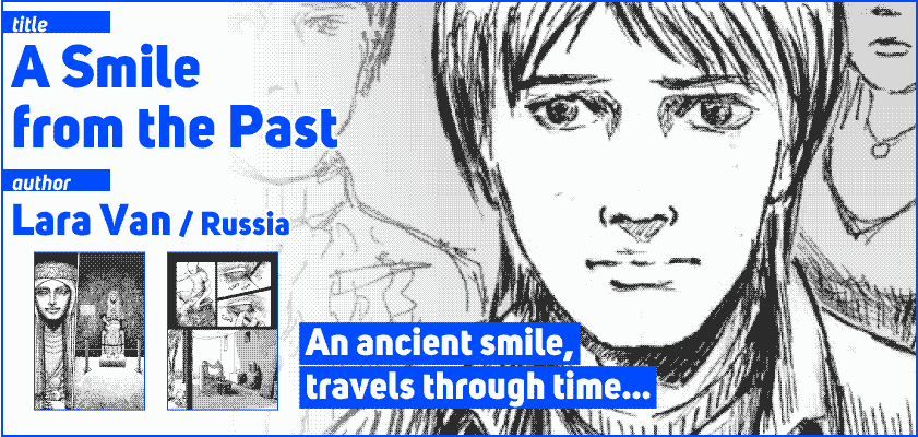 Russia Lara Van 35	A Smile from the Past