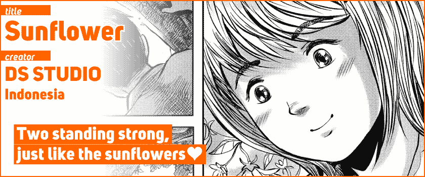 Sunflower by DS STUDIO