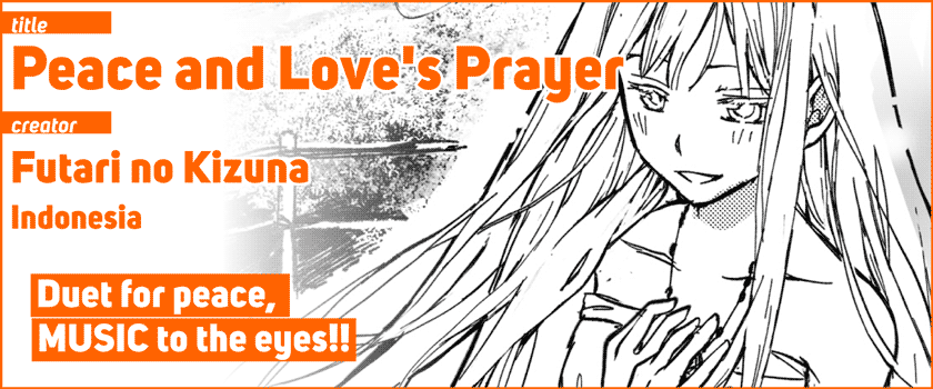 Peace and Love's Prayer by Futari no Kizuna