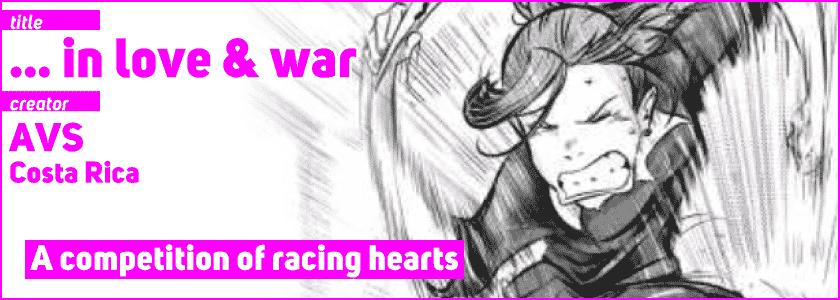 ... in love & war