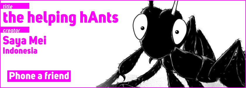 the helping hAnts