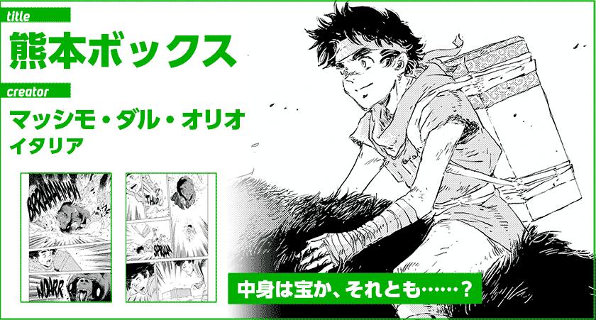 Kumamoto Box