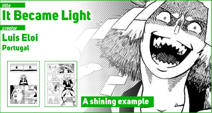 It Became Light