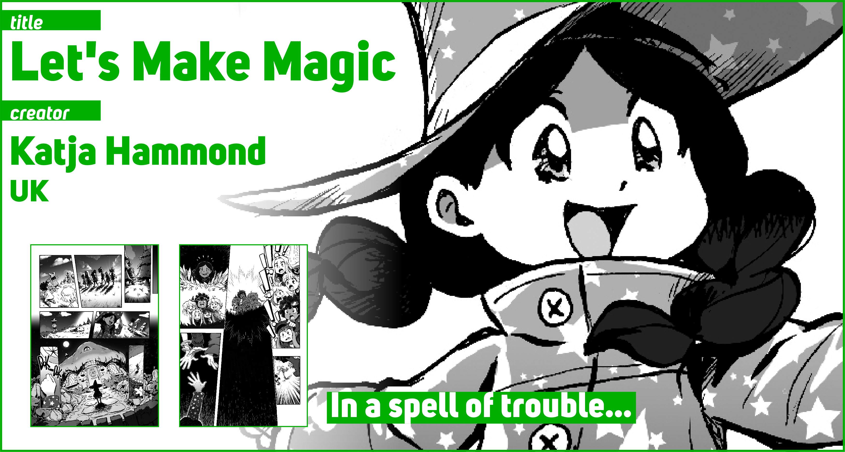"Let's Make Magic"" id="
