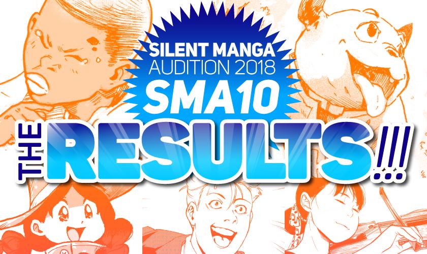 SMA10 Result